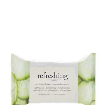 Cucumber Lemon Face Wipes