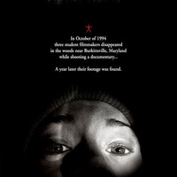 Movie Film Poster -   Blair Witch Project. Print