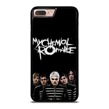 MY CHEMICAL ROMANCE BAND iPhone 8 Plus Case