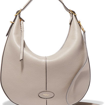 Mulberry - Selby textured-leather shoulder bag