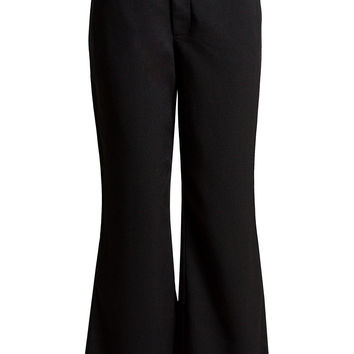 Tassel Trim Trousers
