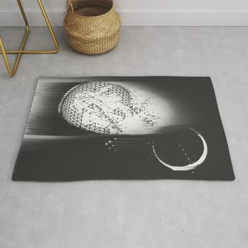 Truth Seekers Only Rug by duckyb