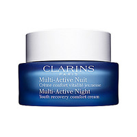 Clarins Multi-Active Night Youth Recovery Comfort Cream for Normal to