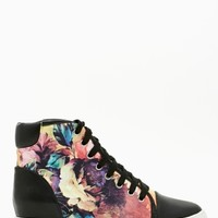 Shoe Cult Blazing Bloom Sneaker