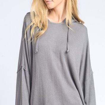 The Perfect Slouch Hoodie