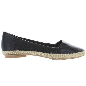 Chelsea Crew Blake   Black Slip On Flat