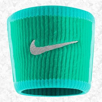 Nike 'Block' Wristbands (2-Pack)