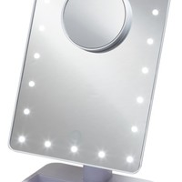 Impressions Vanity Co. Touch XL Dimmable LED Makeup Mirror with Removable 5x Mirror | Nordstrom