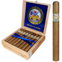 Salute To Arms Cigars Box of 25