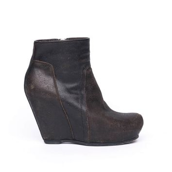 ca spbest Rick Owens Ankle Boots
