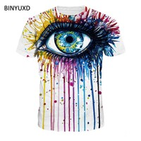 3D Print Big Eye TShirt