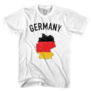 Germany Flag & Country T-shirt