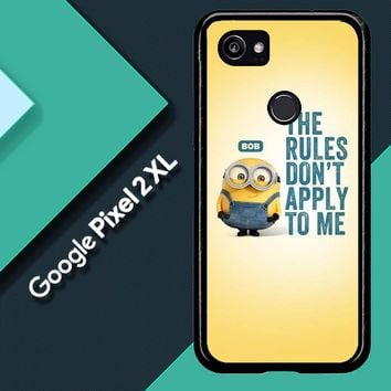 A Cute Collection Of Minions X4269 Google Pixel 2 XL Custom Case