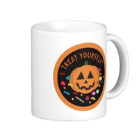 Treat Yourself! Coffee Mug