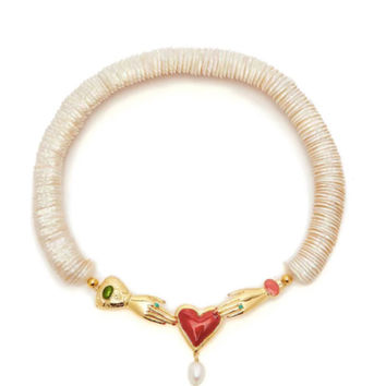 Heimat Atlantica Love Necklace - ShopBAZAAR