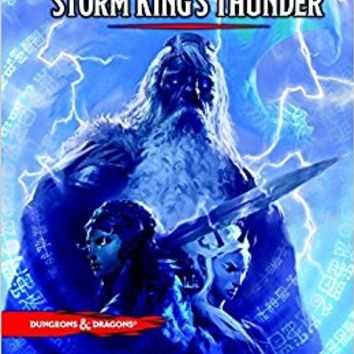 Storm King's Thunder (Dungeons & Dragons) Hardcover – September 6, 2016