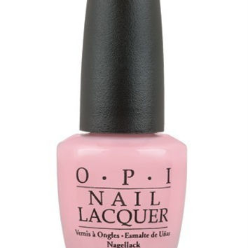 OPI Nail Lacquer - Privacy Please 0.5 oz - #NLR30