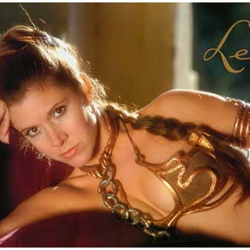Star Wars Princess Leia Poster 11x17