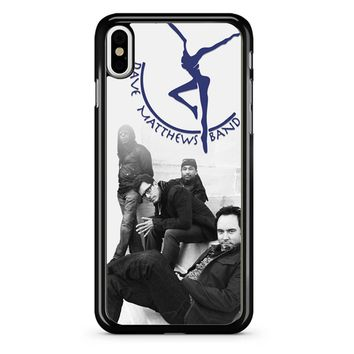 Dave Matthews Band iPhone X Case