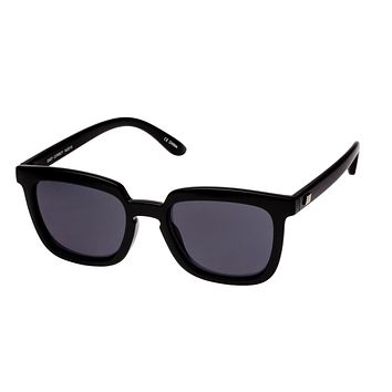 Le Specs Easy Cowboy Black Sunglasses