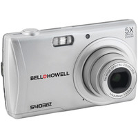 Bell+howell 16.0 Megapixel S40hdz Slim Hd Digital Camera (silver)