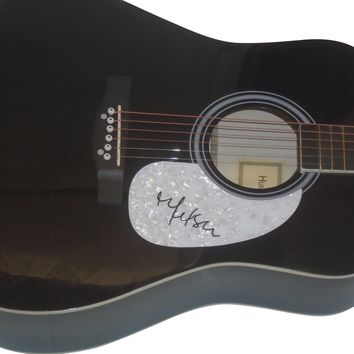 Kelsea Ballerini Autographed Full Size 41 Inch Country Music Acoustic Guitar, Proof Photo
