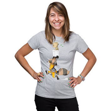 Rocket Speed Ladies' Tee