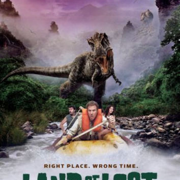 Land Of The Lost Movie Poster 24in x36in