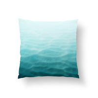 Prism Waters - Throw Pillow Cover