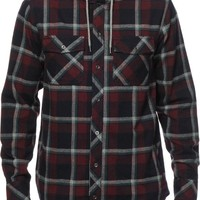 Empyre Sled Hooded Flannel