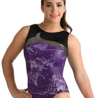 Aly Swirled Purple Chaos Tank Leo from GK Elite