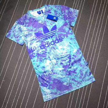 Adidas Women Summer Tie dye Dress