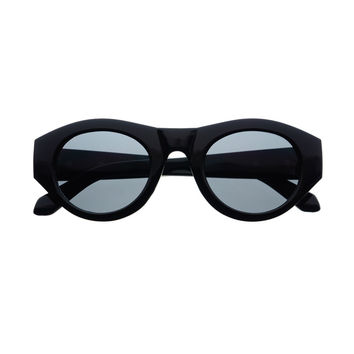 Cute Designer Retro Fashion Style Womens Round Sunglasses Shades R3090
