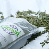 Edible Green Tea Whole Leaves - EatGreenTea.com