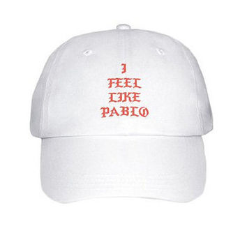 Kanye West I Feel Like Pablo Hat