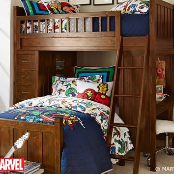 Marvel™ Quilted Bedding