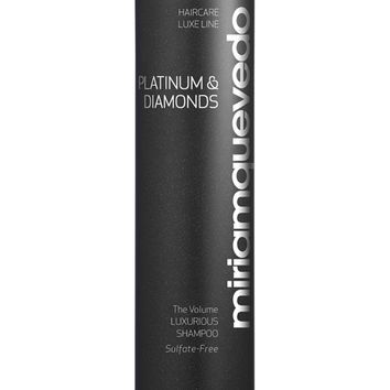 SPACE.NK.apothecary Miriam Quevedo Platinum & Diamonds Luxury Shampoo | Nordstrom
