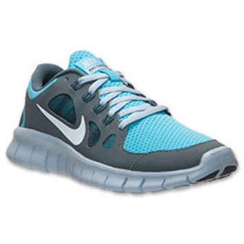 boys grade school nike free run 5.0 running shoes