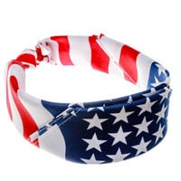 """The Freedomizer"" American Flag Bandana"