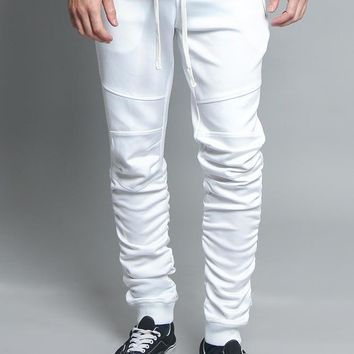 Scrunched Skinny Fit Track Pants TR547 - GG8E