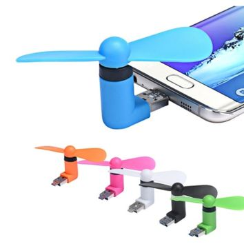 IPhone USB Mini Phone Fan [9768377423]