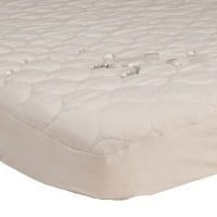 Organic Cotton Quilted Cradle Mattress Protector