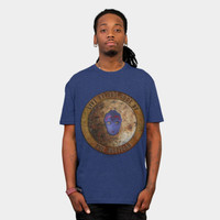 By The Code Of The Justicar T Shirt By FlyNebula Design By Humans