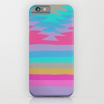 SURF GIRL 16 iPhone & iPod Case by Nika