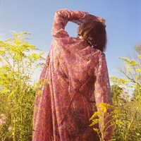 Charlee Fraser Heads Outdoors in Dreamy Looks for ODDA Magazine - Fashion Gone Rogue