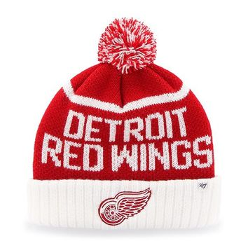 NHL Detroit Red Wings Linesman Cuff Knit Hat