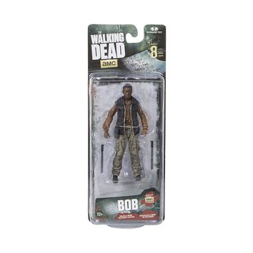The Walking Dead Series 8 Bob Stookey Action Figure