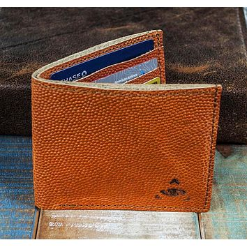 7-Slot Bifold Wallet - The Classic (Horween Basketball Leather)
