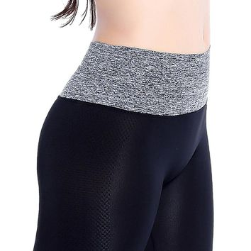 Women's Breathable Stretchy Seamless Pants