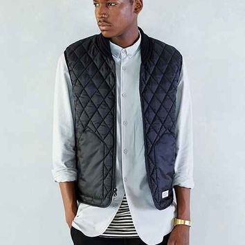 CPO Omar Quilted Vest-